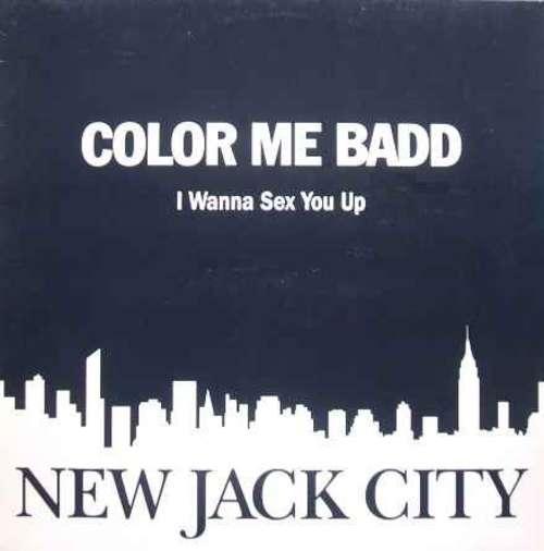 Cover Color Me Badd - I Wanna Sex You Up (12) Schallplatten Ankauf