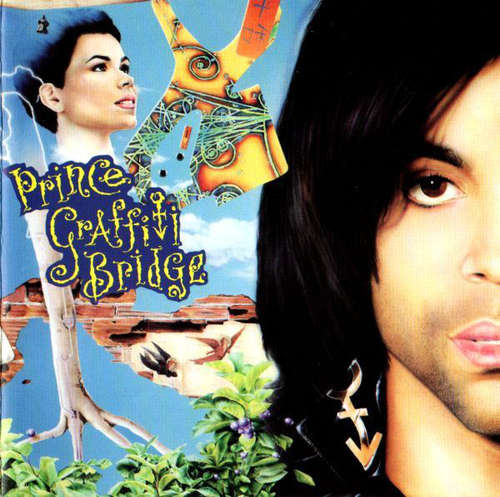 Cover Prince - Graffiti Bridge (CD, Album) Schallplatten Ankauf