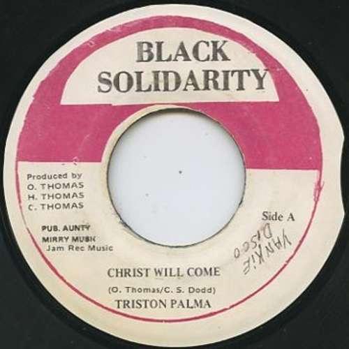 Bild Triston Palma* - Christ Will Come (7) Schallplatten Ankauf