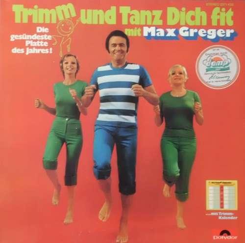 Cover Max Greger - Trimm Und Tanz Dich Fit (LP, P/Mixed, Gat) Schallplatten Ankauf