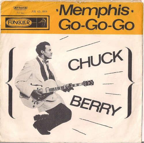 Bild Chuck Berry - Memphis / Go-Go-Go (7, Single) Schallplatten Ankauf