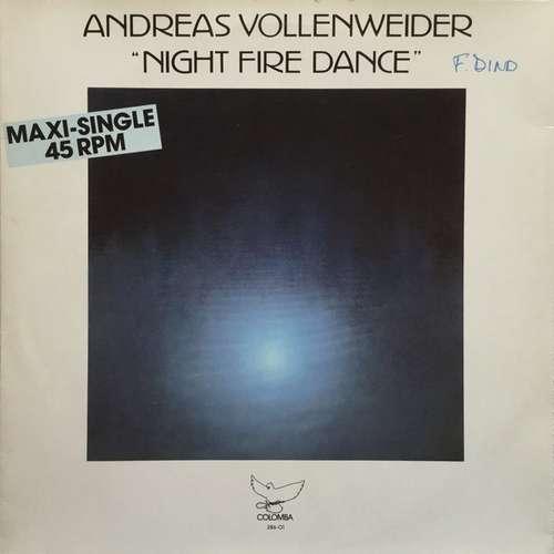 Bild Andreas Vollenweider - Night Fire Dance (12) Schallplatten Ankauf