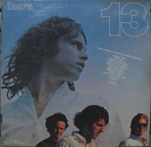 Cover zu The Doors - 13 (LP, Comp, RP) Schallplatten Ankauf