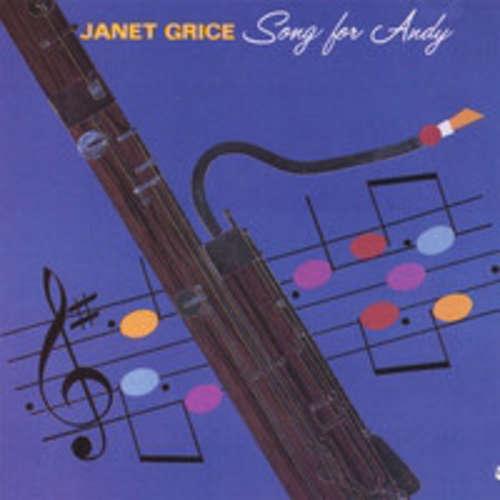 Cover Janet Grice - Song For Andy (LP, Album) Schallplatten Ankauf