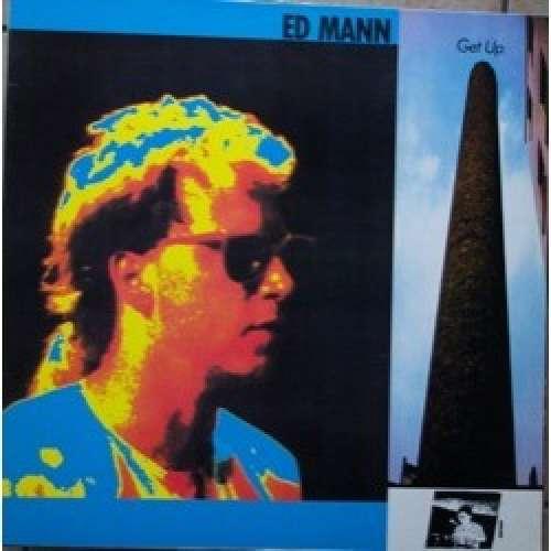 Cover Ed Mann - Get Up (LP, Album) Schallplatten Ankauf