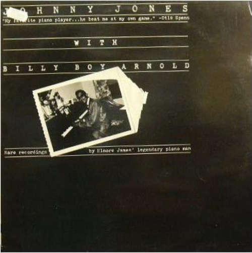 Bild Johnny Jones* With Billy Boy Arnold - Johnny Jones With Billy Boy Arnold (LP, Album) Schallplatten Ankauf