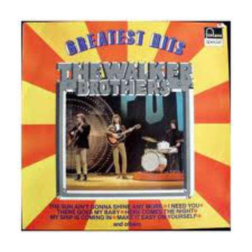 Cover zu The Walker Brothers - Greatest Hits (LP, Comp) Schallplatten Ankauf