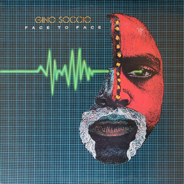 Cover Gino Soccio - Face To Face (LP, Album) Schallplatten Ankauf