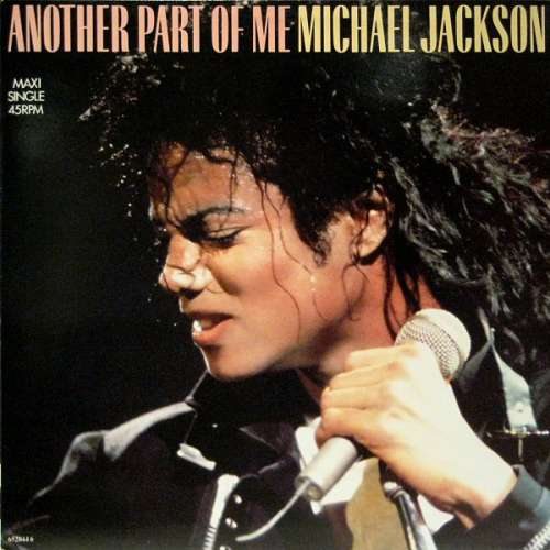 Cover Michael Jackson - Another Part Of Me (Extended Dance Mix) (12, Maxi) Schallplatten Ankauf