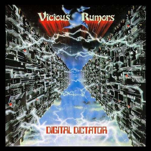 Bild Vicious Rumors - Digital Dictator (LP, Album) Schallplatten Ankauf