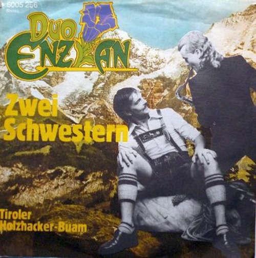 Cover Duo Enzian - Zwei Schwestern (7, Single) Schallplatten Ankauf