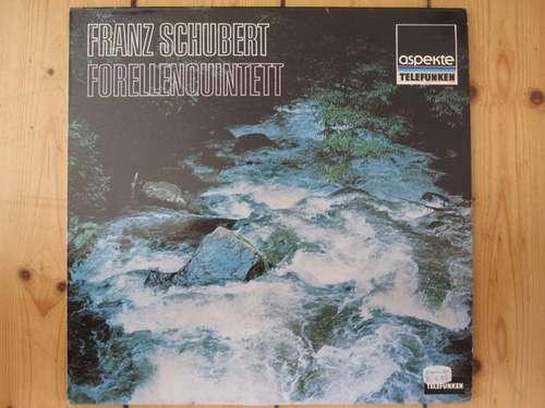 Bild Schubert* / Helmut Roloff Und Die Kammermusikvereinigung Der Bayreuther Festspiele - Forellenquintett (LP, RE) Schallplatten Ankauf
