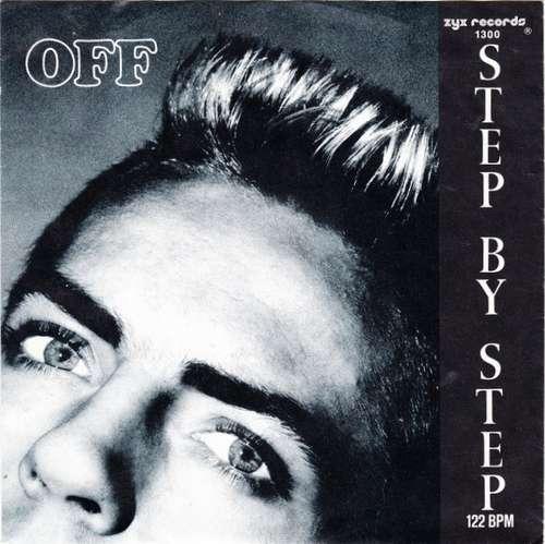 Cover Off - Step By Step (7, Single) Schallplatten Ankauf