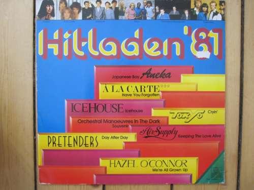 Bild Various - Hitladen '81 (LP, Comp, Club) Schallplatten Ankauf