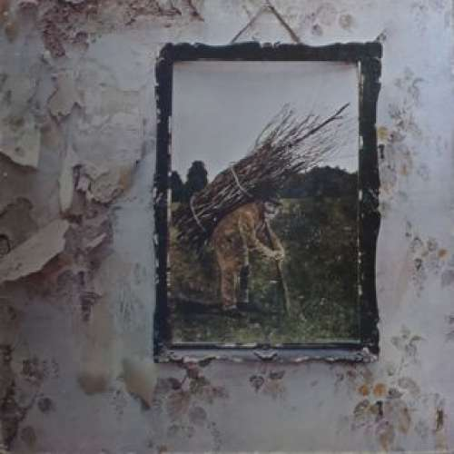 Cover zu Led Zeppelin - Untitled (LP, Album, RP, Gat) Schallplatten Ankauf