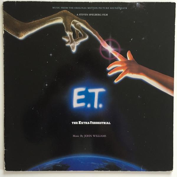 Bild John Williams (4) - E.T. The Extra-Terrestrial (Music From The Original Motion Picture Soundtrack) (LP, Album, RE) Schallplatten Ankauf
