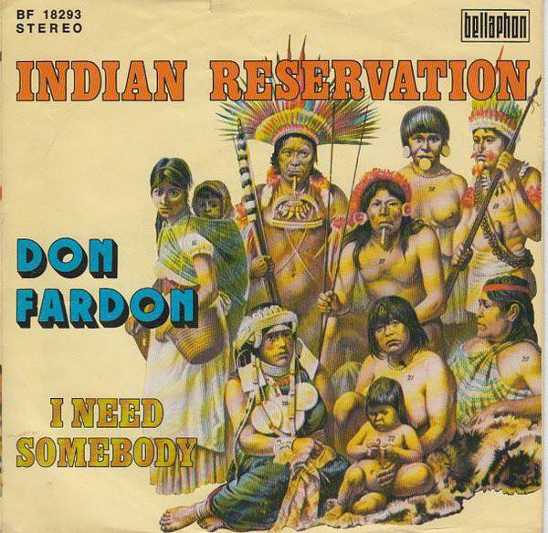 Bild Don Fardon - Indian Reservation (7) Schallplatten Ankauf