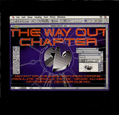 Cover Various - The Way Out Chapter (3xLP, Comp) Schallplatten Ankauf