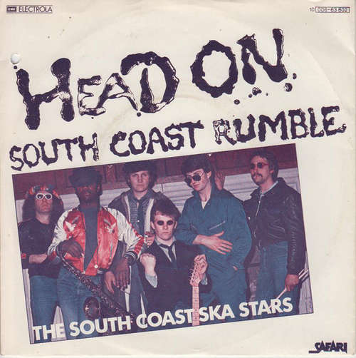 Cover The South Coast Ska Stars* - Head On (7, Single) Schallplatten Ankauf