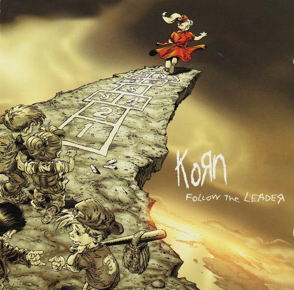Cover Korn - Follow The Leader (CD, Album) Schallplatten Ankauf