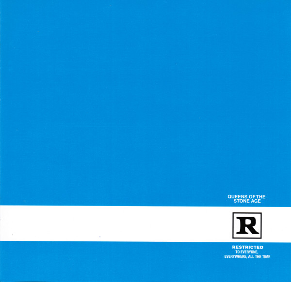 Cover Queens Of The Stone Age - R (CD, Album) Schallplatten Ankauf