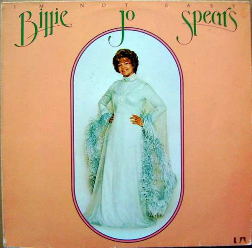 Bild Billie Jo Spears - I'm Not Easy (LP, Album) Schallplatten Ankauf