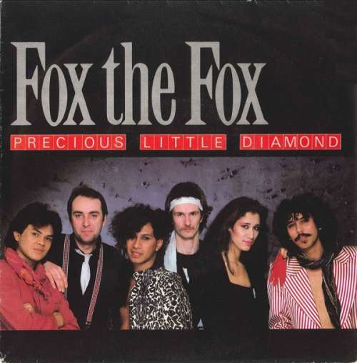 Bild Fox The Fox - Precious Little Diamond (7, Single) Schallplatten Ankauf
