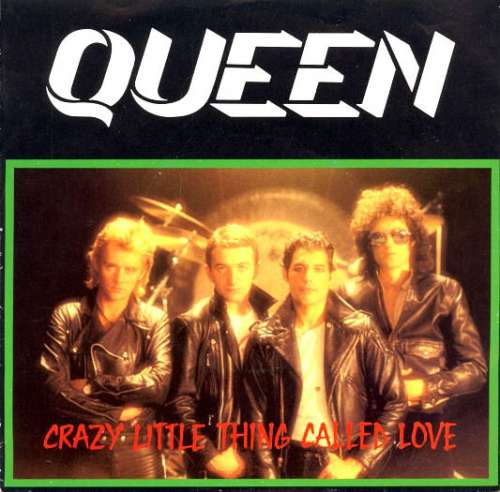 Cover Queen - Crazy Little Thing Called Love (7, Single, M/Print) Schallplatten Ankauf