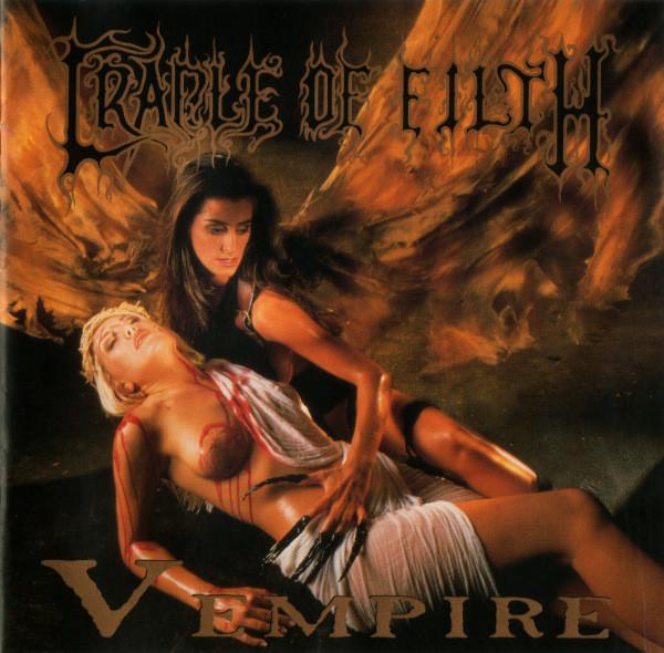 Cover Cradle Of Filth - Vempire Or Dark Faerytales In Phallustein (CD, EP) Schallplatten Ankauf