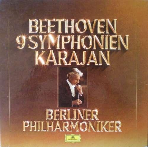 Bild Beethoven* / Karajan*, Berliner Philharmoniker - 9 Symphonien (Box + 8xLP) Schallplatten Ankauf