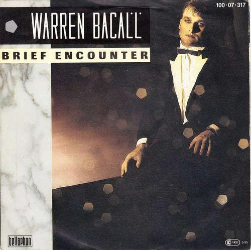 Cover Warren Bacall - Brief Encounter (7, Single) Schallplatten Ankauf