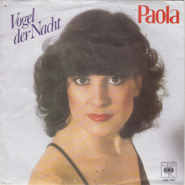 Bild Paola (2) - Vogel Der Nacht (7, Single) Schallplatten Ankauf