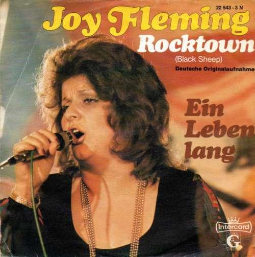 Bild Joy Fleming - Rocktown / Ein Leben Lang (7, Single) Schallplatten Ankauf
