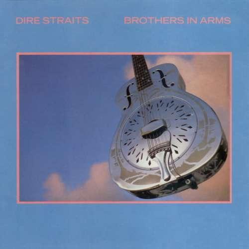 Cover zu Dire Straits - Brothers In Arms (LP, Album) Schallplatten Ankauf
