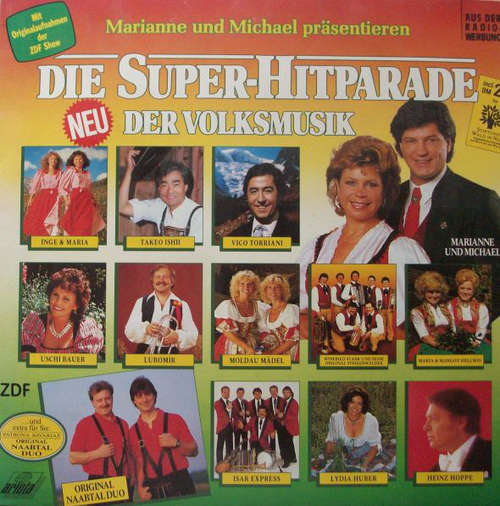 Bild Various - Die Super-Hitparade Der Volksmusik (LP, Comp) Schallplatten Ankauf