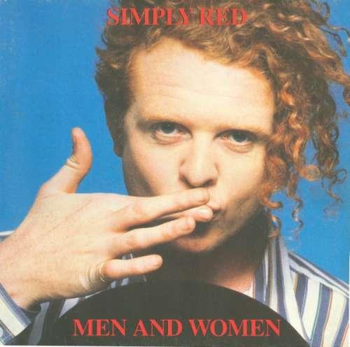 Bild Simply Red - Men And Women (LP, Album) Schallplatten Ankauf