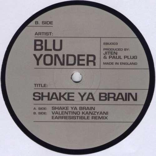 Bild Blu Yonder - Shake Ya Brain (12) Schallplatten Ankauf