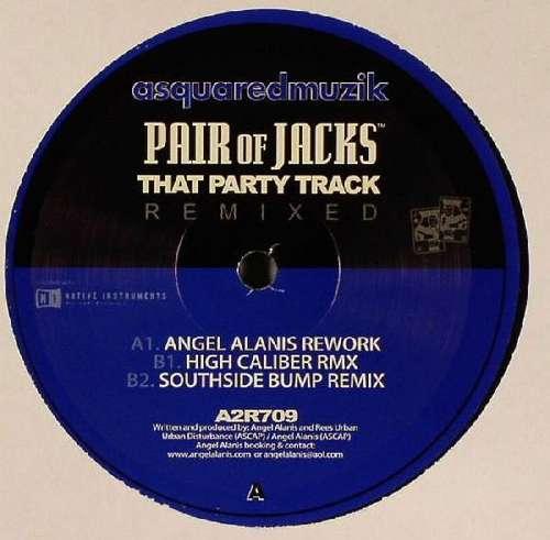 Bild Pair Of Jacks - That Party Track (Remixed) (12) Schallplatten Ankauf