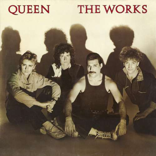 Cover Queen - The Works (LP, Album) Schallplatten Ankauf