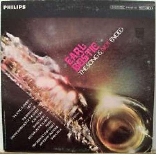 Bild Earl Bostic - The Song Is Not Ended (LP, Album) Schallplatten Ankauf