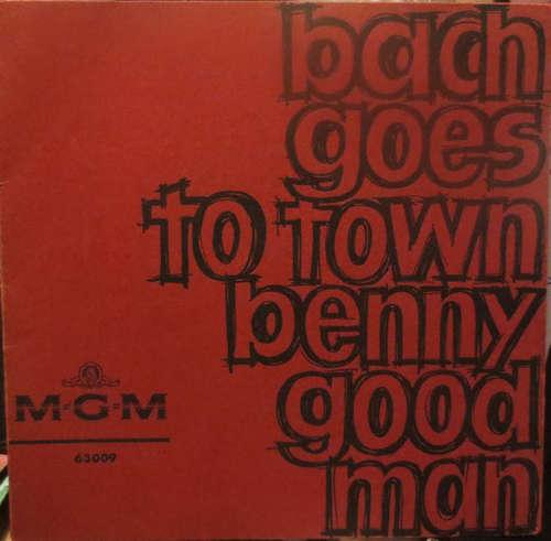 Bild Benny Goodman - Bach Goes To Town (7, EP, Mono) Schallplatten Ankauf