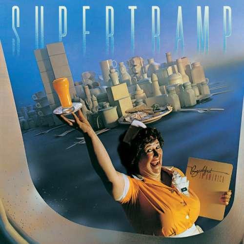 Cover Supertramp - Breakfast In America (LP, Album) Schallplatten Ankauf
