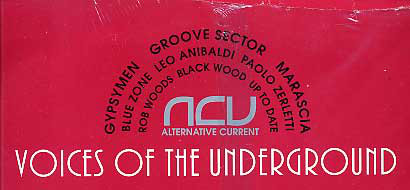 Cover Various - Alternative Current Vol. 1 - Voices Of The Underground (LP, Comp, Mixed) Schallplatten Ankauf