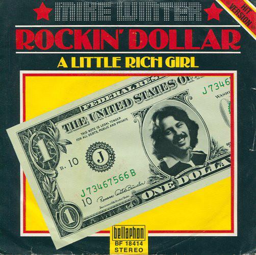 Bild Mike Winter - Rockin' Dollar (7, Single) Schallplatten Ankauf