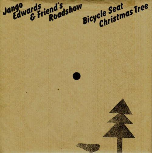 Cover zu Jango Edwards & Friends Roadshow - Bicycle Seat (7, Shape, Single, Promo) Schallplatten Ankauf