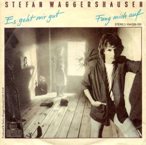 Bild Stefan Waggershausen - Es Geht Mir Gut (7, Single) Schallplatten Ankauf