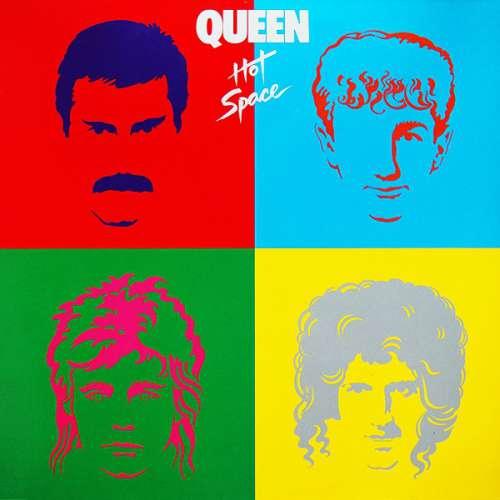 Cover Queen - Hot Space (LP, Album) Schallplatten Ankauf