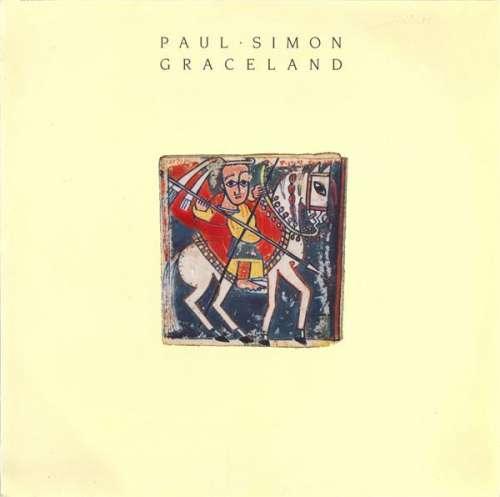 Cover zu Paul Simon - Graceland (LP, Album, Emb) Schallplatten Ankauf
