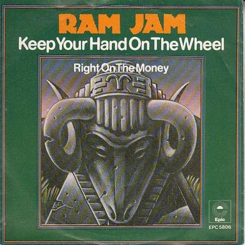 Bild Ram Jam - Keep Your Hands On The Wheel (7, Single) Schallplatten Ankauf