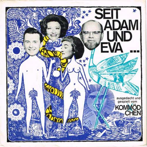 Bild Kom(m)ödchen* - Seit Adam Und Eva... Das Geheimnis Des Marabus (7, Mono) Schallplatten Ankauf